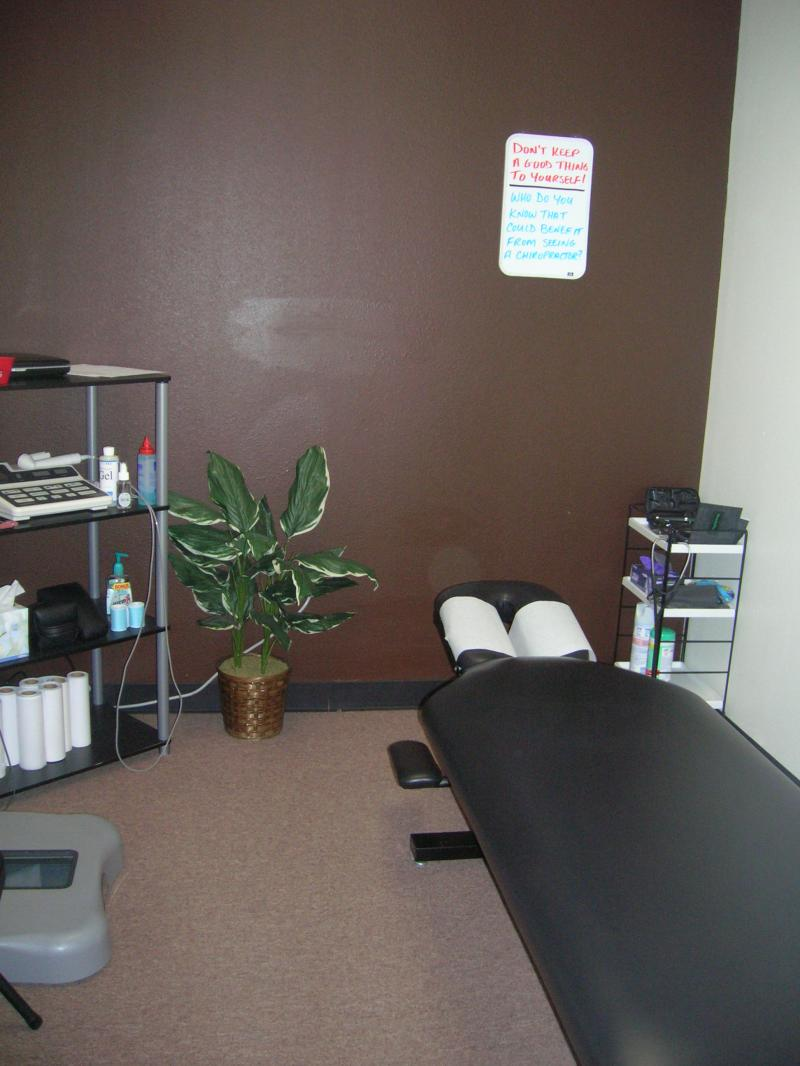 Chiropractic adjustment for Back and Body of Cypress Texas Massage Therapy